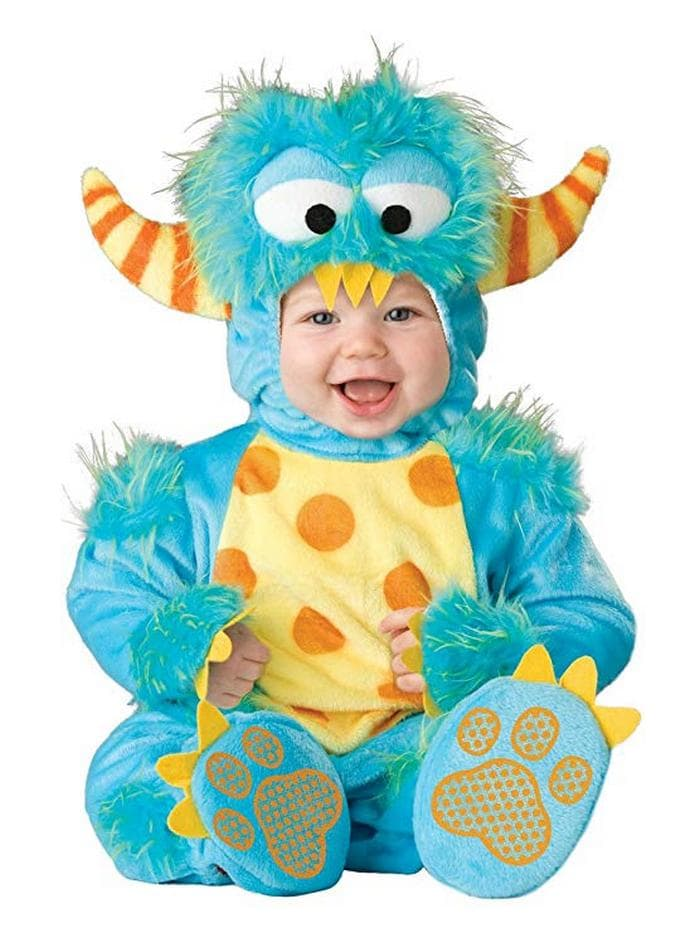 10+ Funny Baby Halloween Costumes for Girls And Boys - Cute and Unique Baby Costume Ideas-08