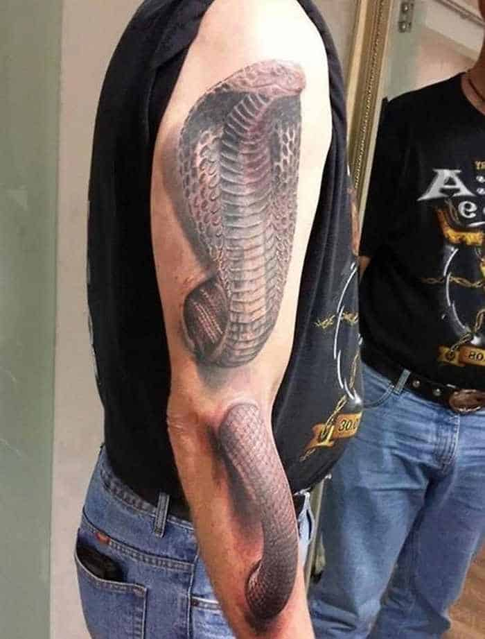 35 Insane 3D Tattoos That Will Twist Your Mind -04