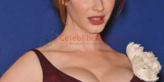 Christina Hendricks At Directors Guild of America Awards