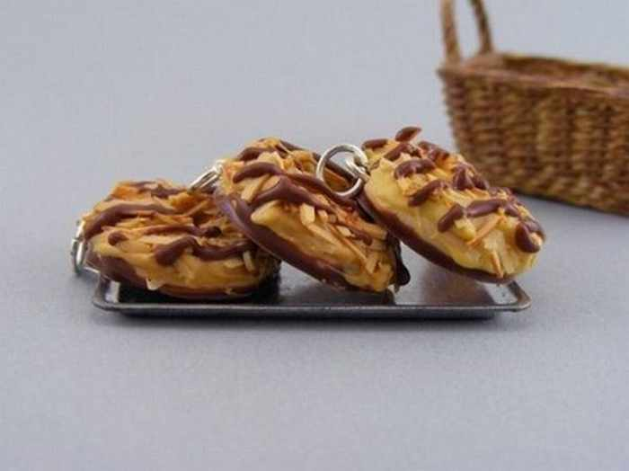 Funny Pendants and earrings in the form of food – Part 2 -13