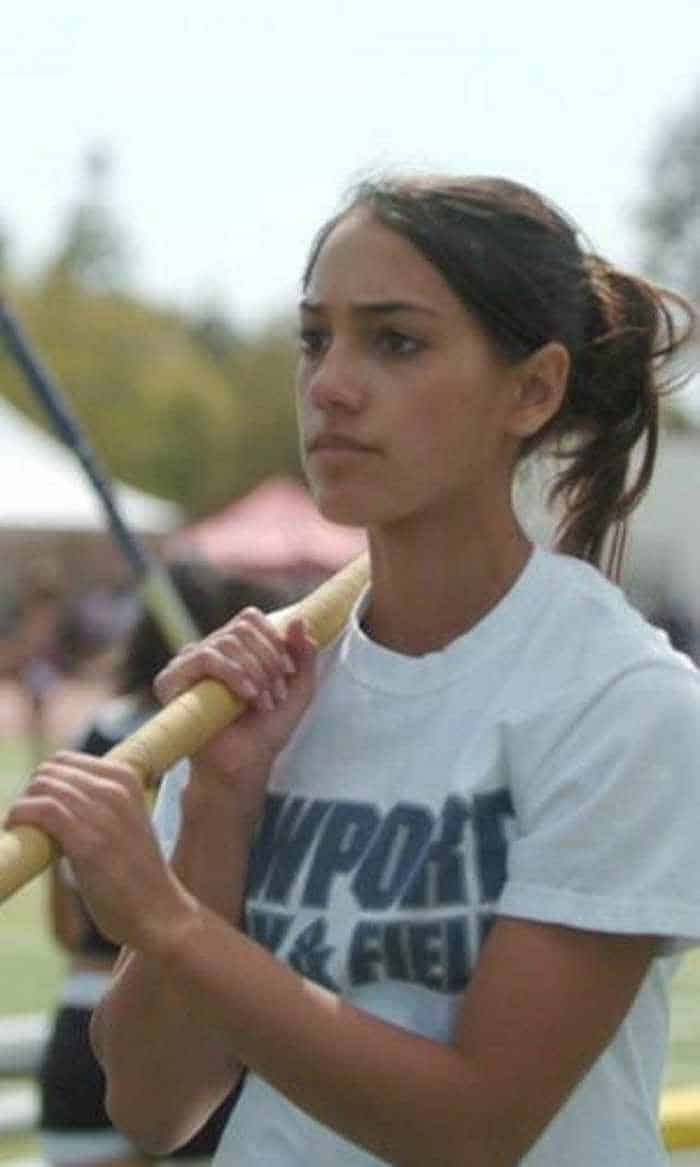 Hot Allison Stokke In Action - 18 Photos -05