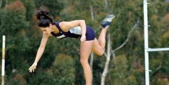 Hot Allison Stokke In Action – 18 Photos