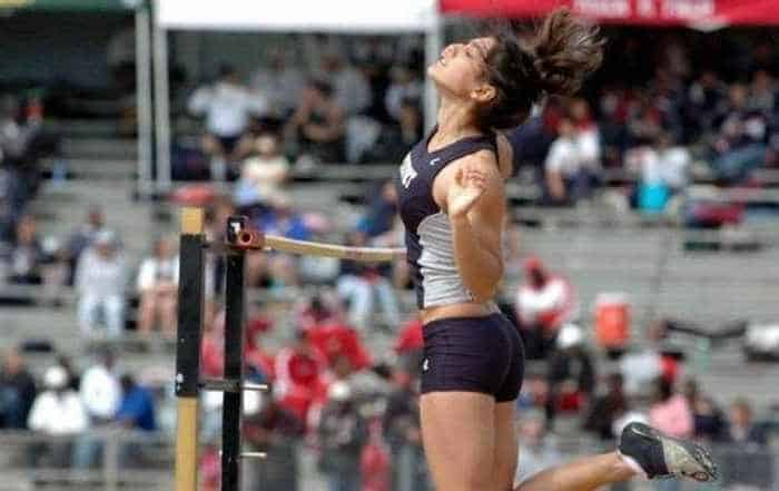 Hot Allison Stokke In Action - 18 Photos -13