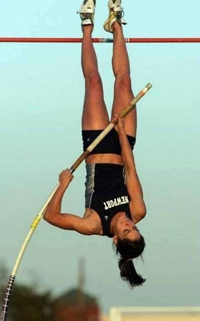 Hot Allison Stokke In Action - 18 Photos -16