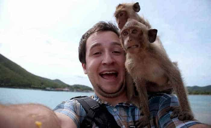 51 Animals Who Don't Want to Be A Part of Your Ridiculous Selfie -06