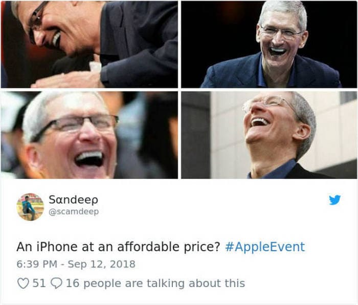 45 Best Apple Memes For All The iPhone Haters-25