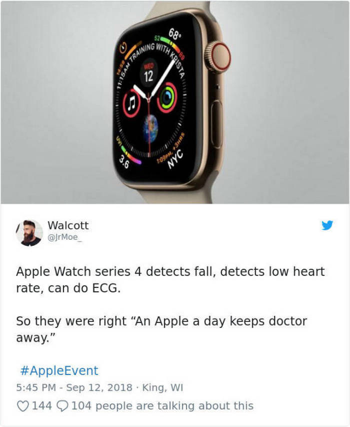 45 Best Apple Memes For All The iPhone Haters-27