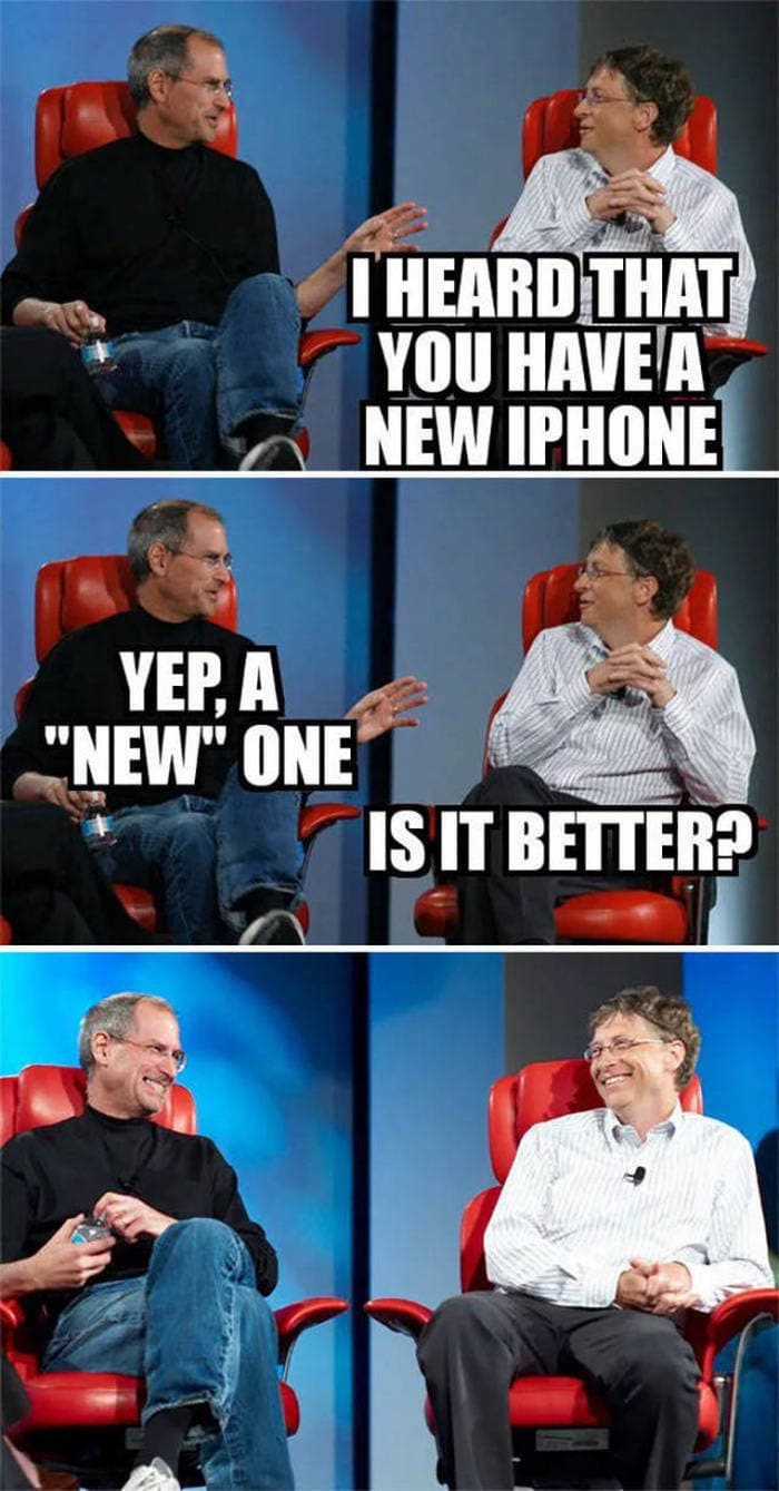 45 Best Apple Memes For All The iPhone Haters-43