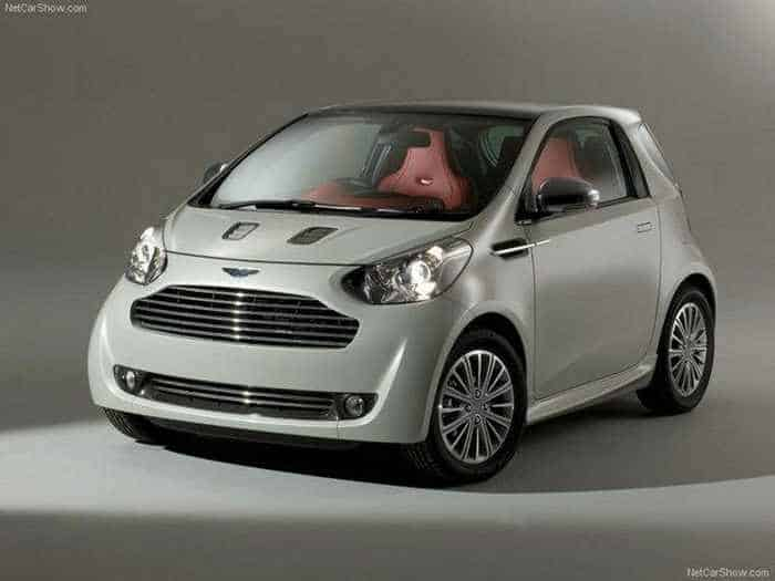 Classic Aston Martin Cygnet Concept Pictures_01