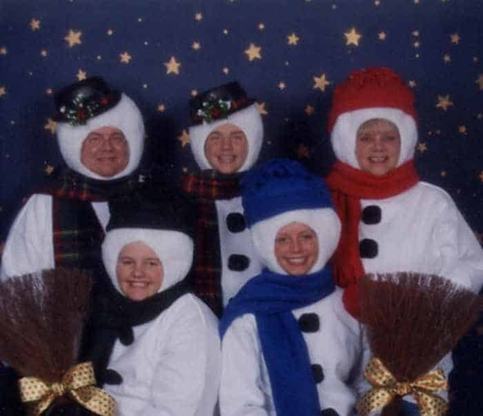 The 50 Most Awkward Family Christmas Photos That are Hilarious -17