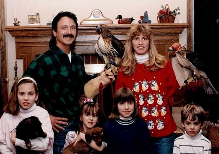 The 50 Most Awkward Family Christmas Photos That are Hilarious -29