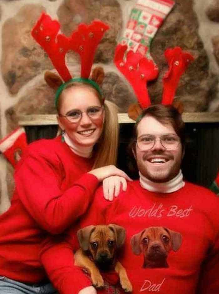 The 50 Most Awkward Family Christmas Photos That are Hilarious -33