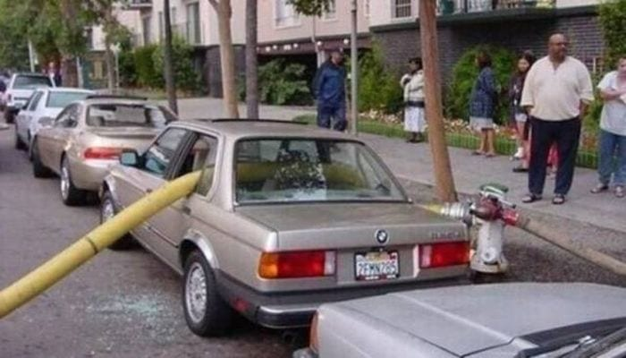 34 Best Bad Parking Revenge Photos That Are Hilarious -06