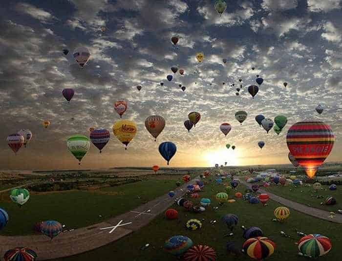 Cool Balloon Festival That Will Impress You - 19 Pics -15