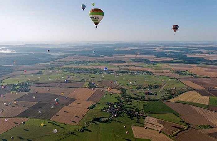 Cool Balloon Festival That Will Impress You - 19 Pics -16