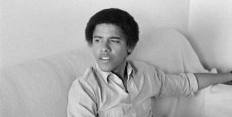 Barack Hussein Obama Rare Young Photos Part 2