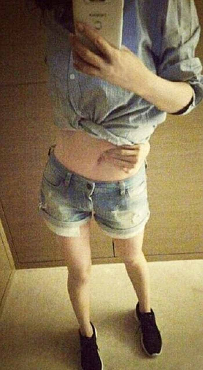 The Belly Button Challenge Is Going Viral - 25 Photos -10