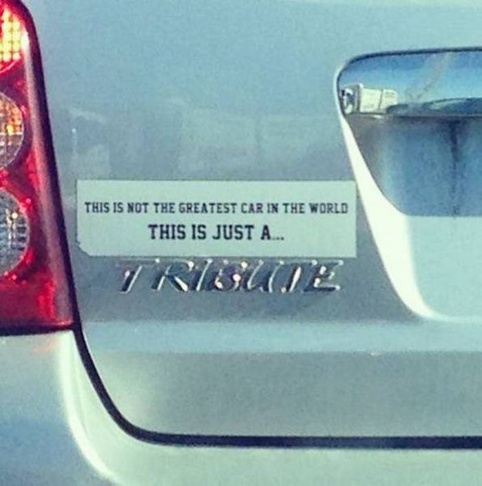 31 Best Funny Car Stickers That Will Make You LOL-03
