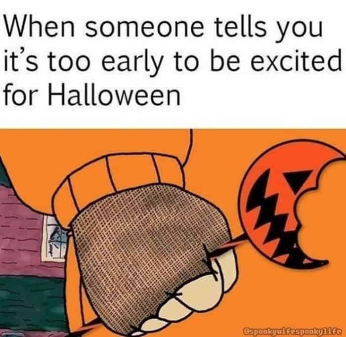 24 Best Halloween Memes That Are Awesome -20