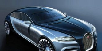 Bugatti Galibier Concept Car Will Blow Your Mind