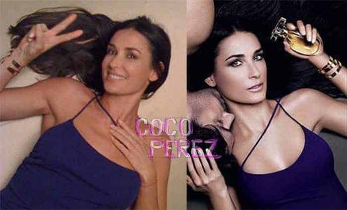 26 Celebrities Before & After Photoshop Will Blow Your Mind -02