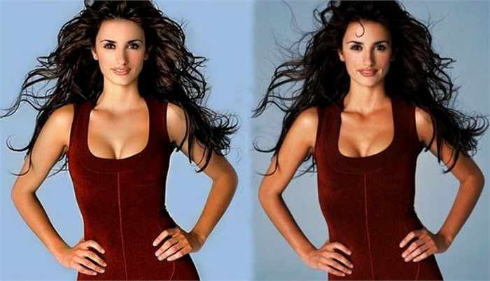 26 Celebrities Before & After Photoshop Will Blow Your Mind -18