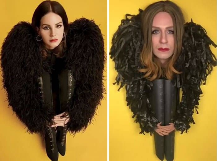 60+ Times Hilariously Celebrity Outfits Recreated By Former 'Buffy' Star-01