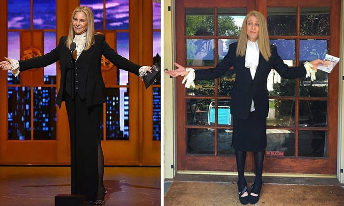 60+ Times Hilariously Celebrity Outfits Recreated By Former 'Buffy' Star-04