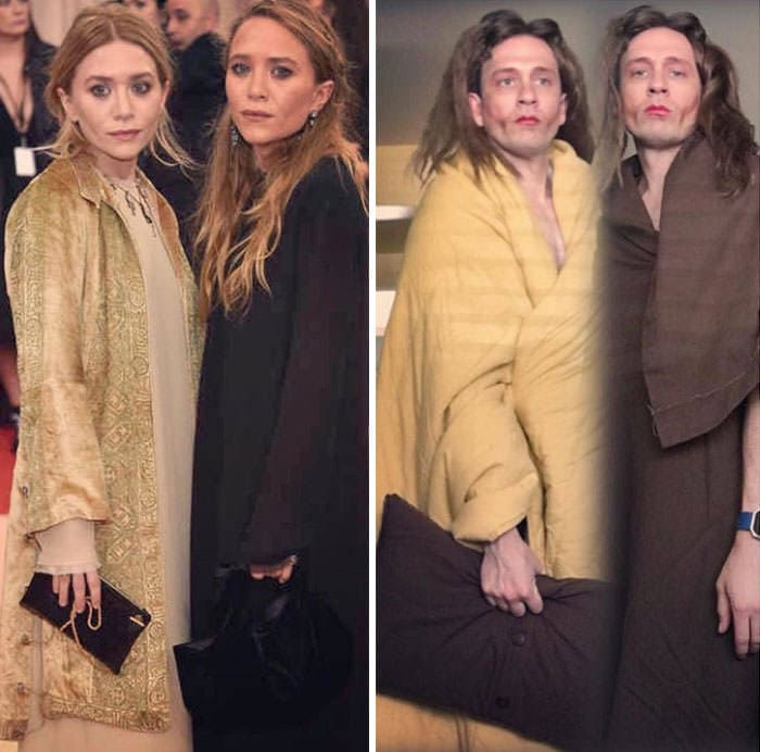 60+ Times Hilariously Celebrity Outfits Recreated By Former 'Buffy' Star-05