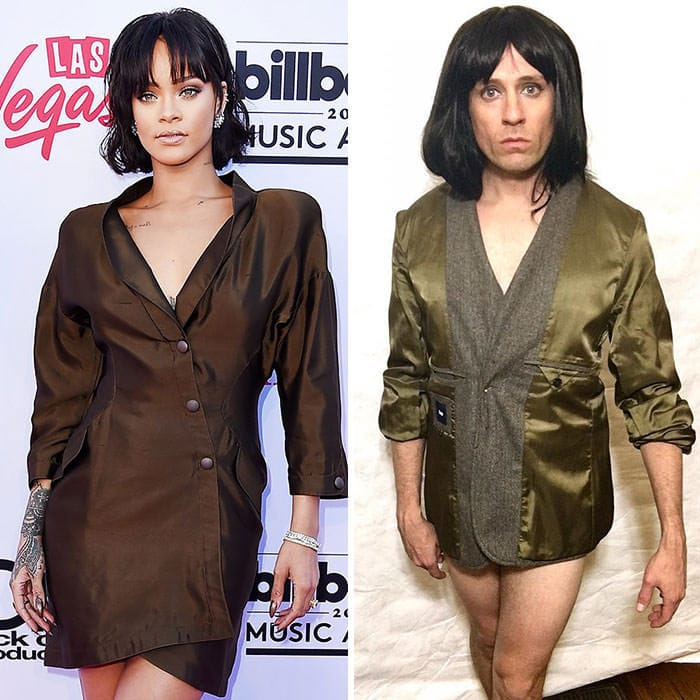 60+ Times Hilariously Celebrity Outfits Recreated By Former 'Buffy' Star-33