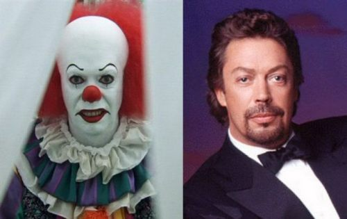 The Actual face of Celebs Behind The Funny Mask or Makeup -17