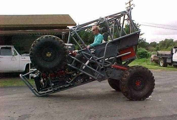 Unusual Chainlink 4x4 Car That You Never Seen Before -02