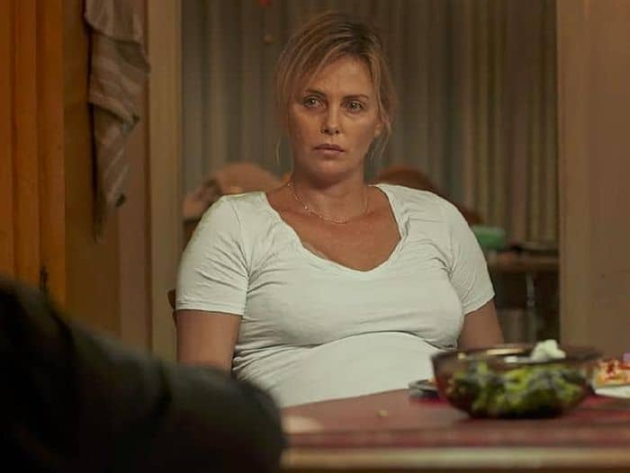 Charlize Theron Before and After Gaining 50 Pounds for Tully Movie (5 Photos) -04