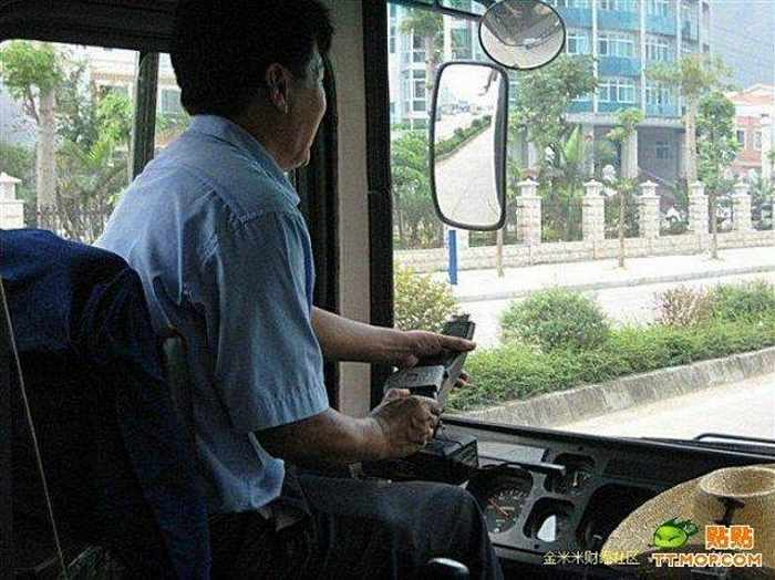 Ridiculous Funny Bus Driver From China-04