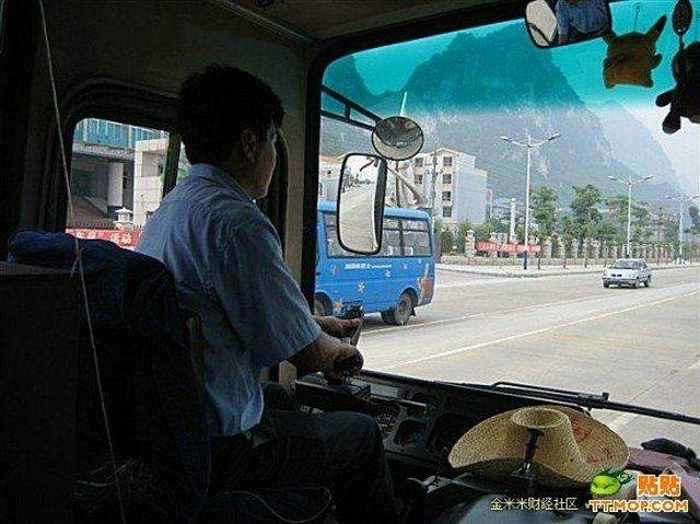 Ridiculous Funny Bus Driver From China-05