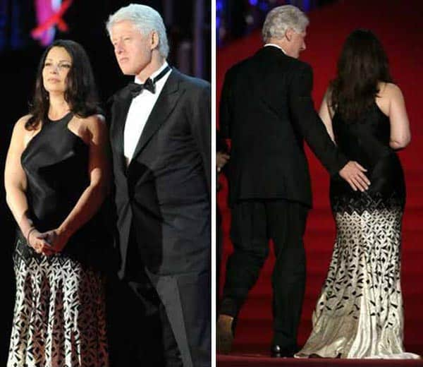 Funny Unseen Pictures Of Bill Clinton That Will Make Your Day -02