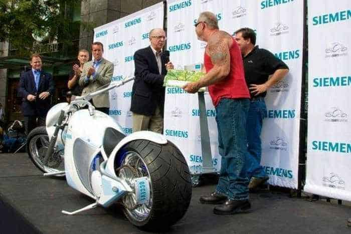 Cool Electric Bike From Siemens - 7 Photos -06