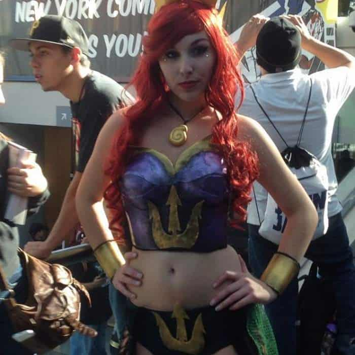 63 Funniest Cosplay Girls from New York Comic Con 2014 -02