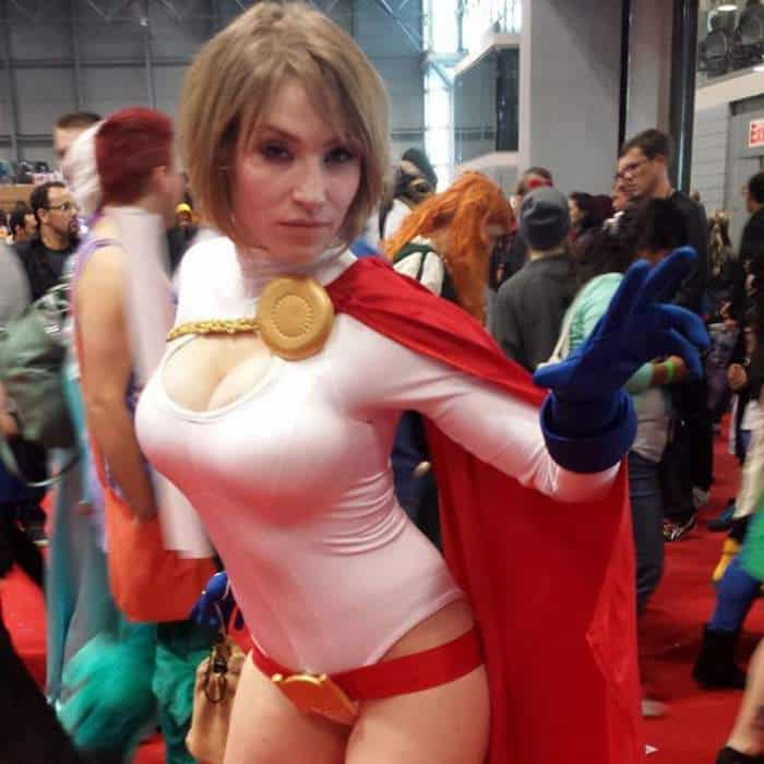 63 Funniest Cosplay Girls from New York Comic Con 2014 -06