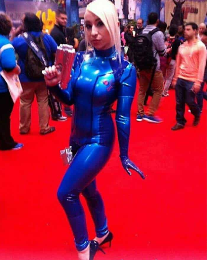 63 Funniest Cosplay Girls from New York Comic Con 2014 -10