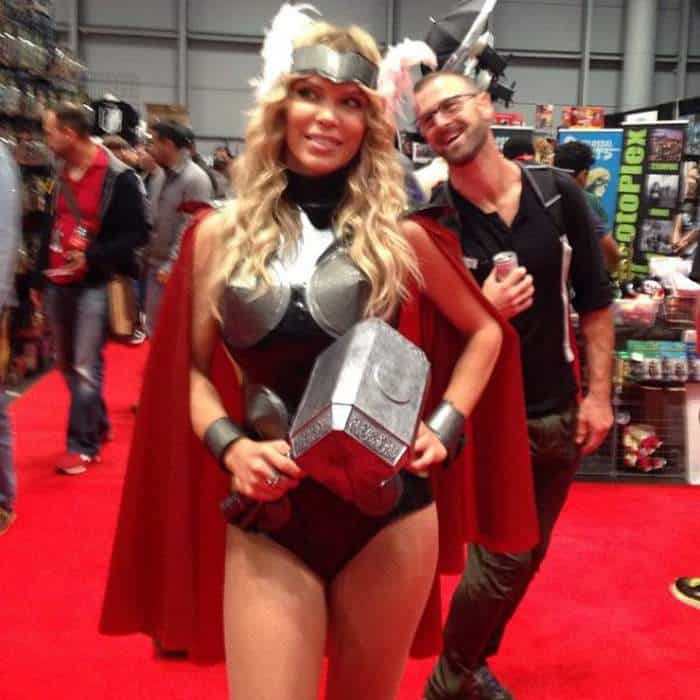 63 Funniest Cosplay Girls from New York Comic Con 2014 -17