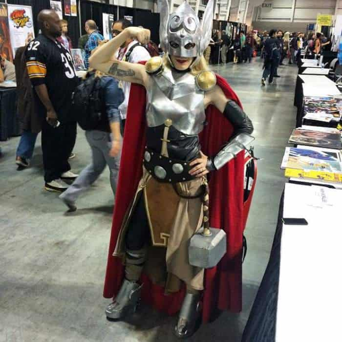 63 Funniest Cosplay Girls from New York Comic Con 2014 -21