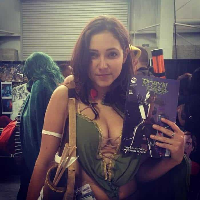 63 Funniest Cosplay Girls from New York Comic Con 2014 -39