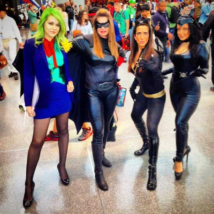 63 Funniest Cosplay Girls from New York Comic Con 2014 -45