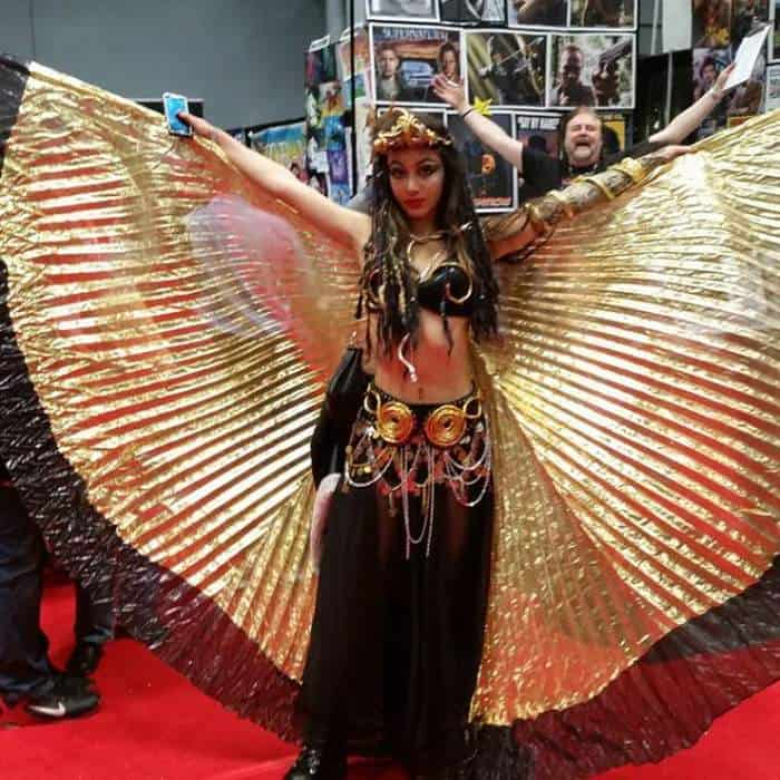 63 Funniest Cosplay Girls from New York Comic Con 2014 -50