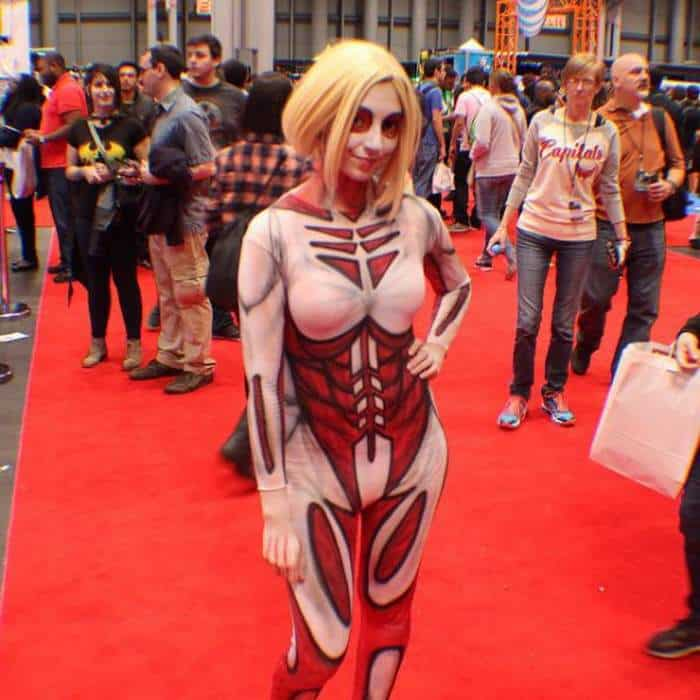 63 Funniest Cosplay Girls from New York Comic Con 2014 -51