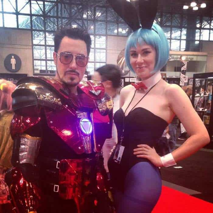 63 Funniest Cosplay Girls from New York Comic Con 2014 -57