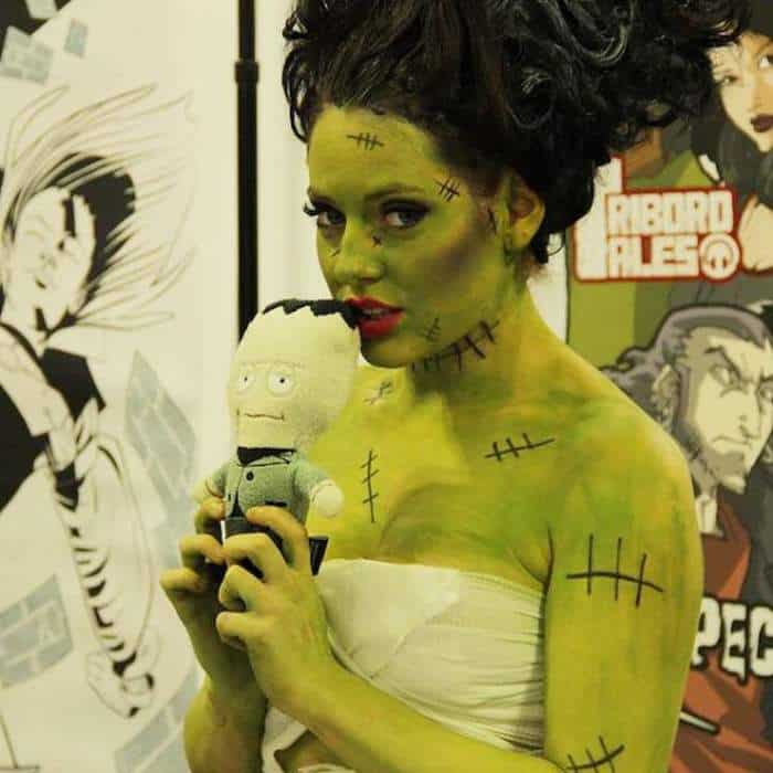 63 Funniest Cosplay Girls from New York Comic Con 2014 -61