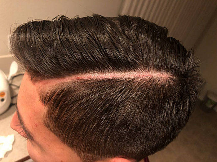20+ Craziest Haircuts That Will Force You To Say WTF-23