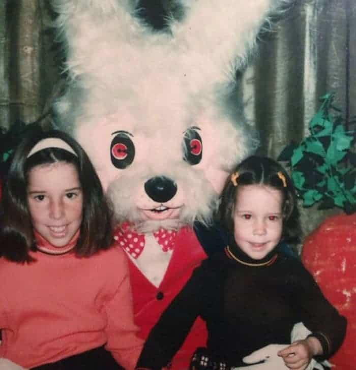 60 Scary Easter Bunny Pictures That Will Give You Nightmares -03